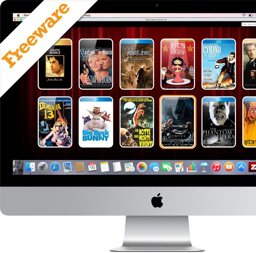 Zappiti Media Center v4 MAC Apple Windows