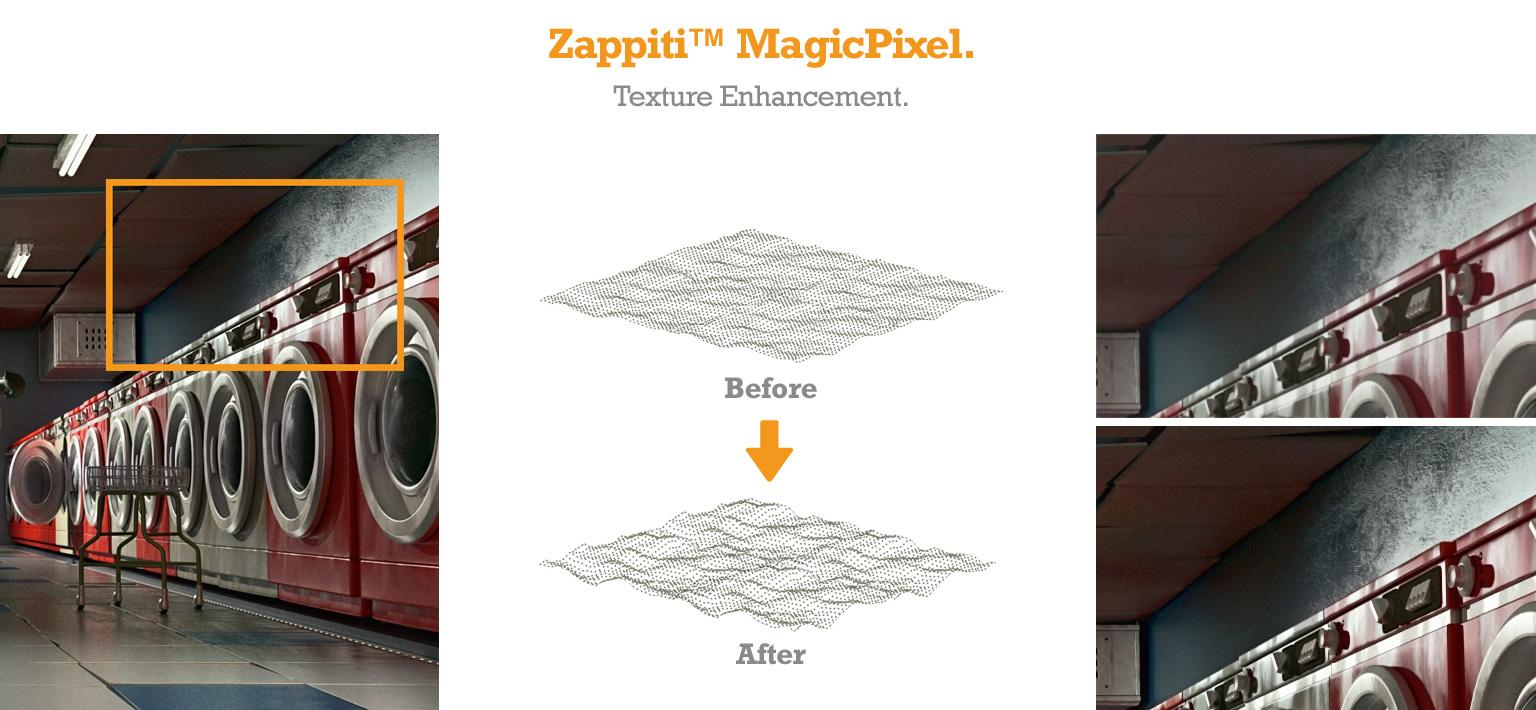 Zappiti MagicPixel v2