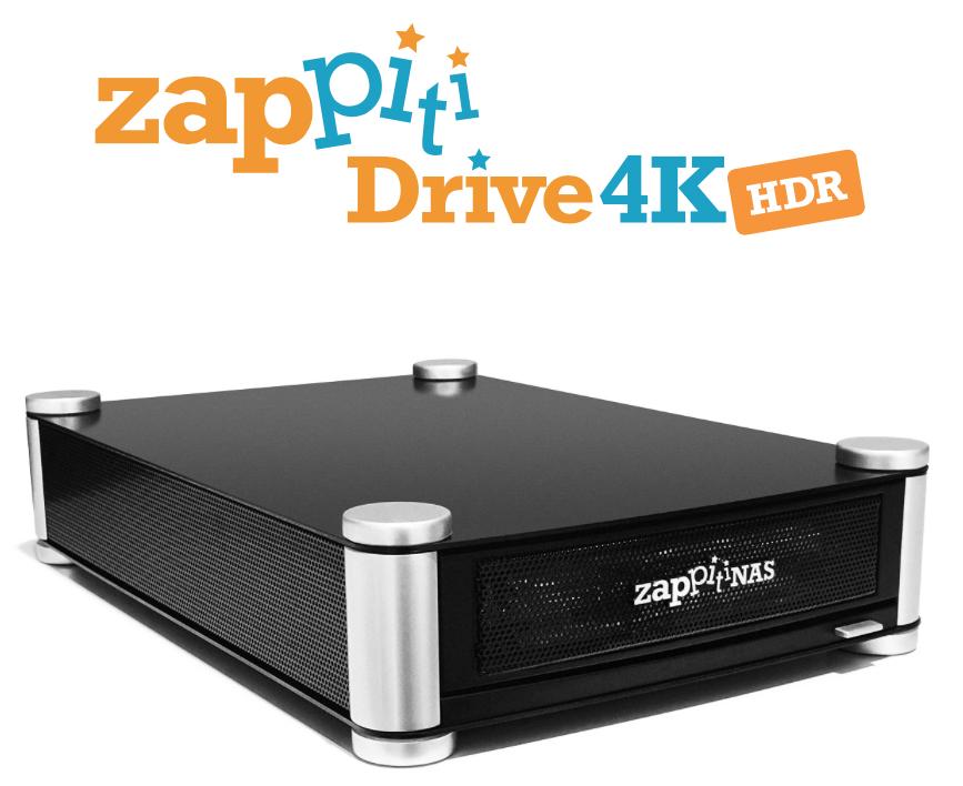 Zappiti Drive 4K HDR